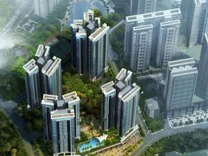 深圳前海丹华新房楼盘图片