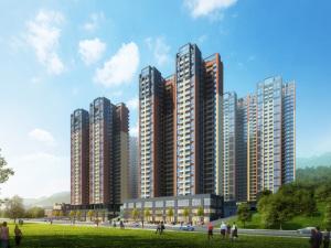 深圳清林半山花园新房楼盘效果图2