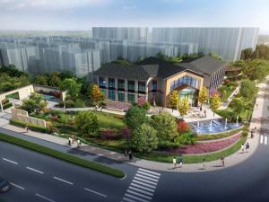 上海同济晶萃新房楼盘图片