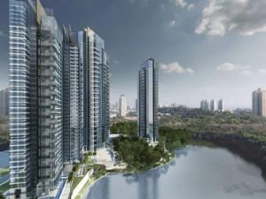 深圳新天鹅堡新房楼盘图片
