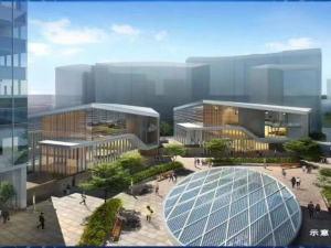 深圳IBC珠宝总部大厦新房楼盘图片