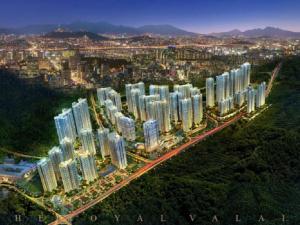 深圳信义金御半山新房楼盘图片