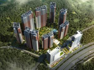 深圳华润银湖蓝山新房楼盘图片