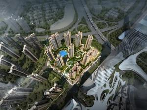 深圳颐安都会中央2期新房楼盘图片