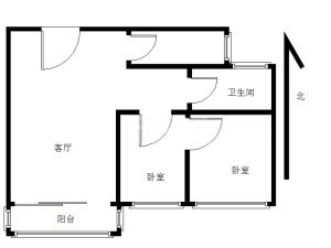 凯德公园1号 4室2厅 193.47㎡_深圳南山区南山中心二手房图片