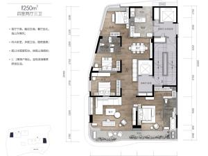 深圳青谷CYANVALLEY新房楼盘户型图60