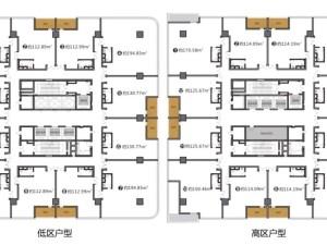深圳方大城新房楼盘户型图45