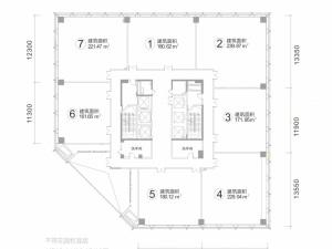 深圳益田科技中心新房楼盘户型图48