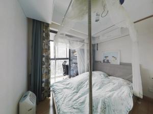 广州奥林匹克花园 1室1厅 38.69㎡ 精装_广州奥林匹克花园二手房卧室图片4
