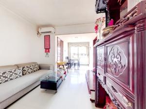 金色年华家园 2室1厅 52.61㎡ 精装_金色年华家园二手房客厅图片2