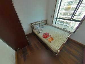 东部阳光花园 3室2厅 89㎡ 整租_东部阳光花园租房卧室图片7