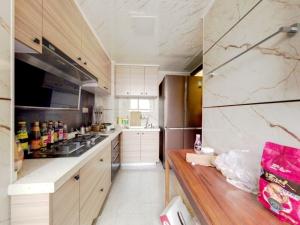 佳兆业前海广场 2室2厅 77.14㎡ 精装_佳兆业前海广场二手房厨房图片10
