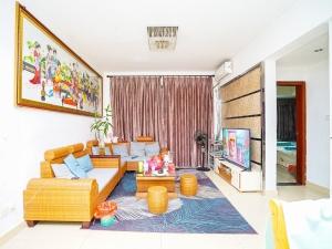 嘉珠时代广场 2室2厅 70㎡ 整租_珠海金湾区三灶镇租房图片