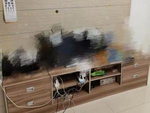 核电花园 3室2厅 98㎡ 整租_深圳福田区百花租房图片