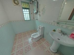 东部阳光花园 3室2厅 125㎡ 整租_东部阳光花园租房卫生间图片11