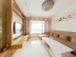 富通御岭公馆 3室2厅 76.64㎡ 精装深圳宝安区松岗二手房图片