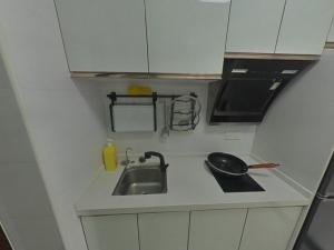 财富广场 1室1厅 42.18㎡ 整租_财富广场租房厨房图片16