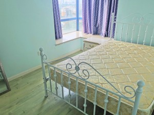 天健世纪花园南区 2室1厅 76㎡ 整租_天健世纪花园南区租房卧室图片8