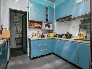 可园六期 6室2厅 149㎡ 精装_可园六期二手房厨房图片13