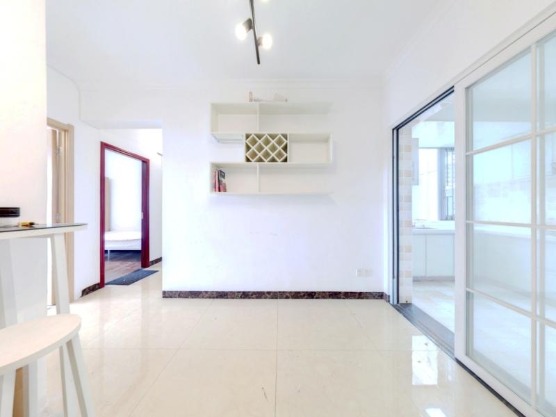 锦荟PARK 3室2厅 89.38㎡ 精装_锦荟PARK二手房客厅图片1