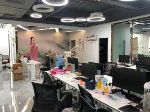 中粮祥云广场 1室1厅 195㎡ 整租_深圳龙岗区大运新城租房图片