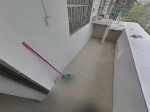 景贝南住宅区 3室2厅 93.54㎡ 整租_景贝南住宅区租房阳台图片7