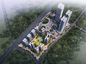 深圳今日国际新房楼盘实景图17