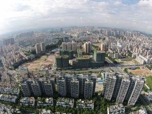 深圳大族云峰花园新房楼盘实景图63