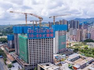 深圳龙光玖悦台新房楼盘实景图33