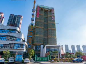深圳君华时代新房楼盘实景图18