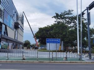 深圳丁山河畔新房楼盘实景图29