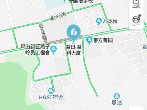 深圳益田科技中心新房楼盘交通图41