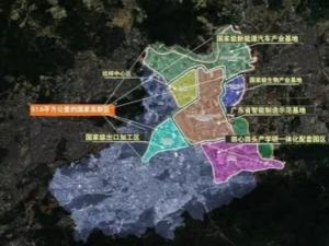 深圳兆邦基碧湖春天新房楼盘交通图53