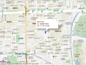 深圳国速世纪大厦新房楼盘交通图125