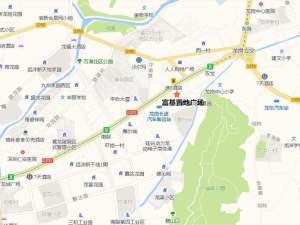 深圳富基置地大厦新房楼盘交通图54