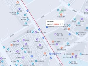 深圳中城宴华府新房楼盘交通图74