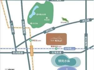 深圳佳兆业樾伴山花园新房楼盘交通图16